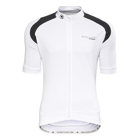 Endura Hyperon Short Sleeve Jersey Men white